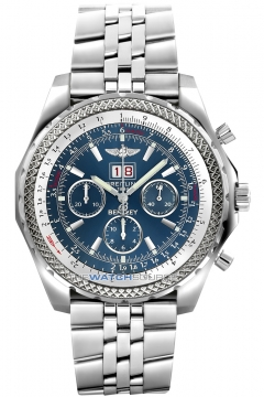 Breitling Bentley 6.75 Speed Mens watch, model number - a4436412/c786-ss, discount price of £6,160.00 from The Watch Source