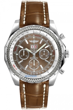 Breitling Bentley 6.75 Speed Mens watch, model number - a4436412/q569-2CD, discount price of £5,600.00 from The Watch Source