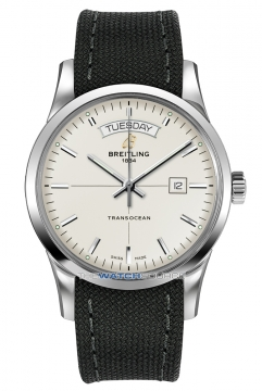 Breitling Transocean Day Date Mens watch, model number - a4531012/g751-1ft, discount price of £3,490.00 from The Watch Source