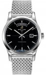 Breitling Transocean Day Date a4531012/bb69-ss watch
