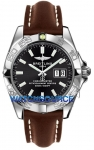 Breitling Galactic 41 a49350L2/be58/431x watch