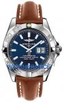 Breitling Galactic 41 a49350L2/c929/425x watch