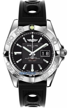 Breitling Galactic 41 Mens watch, model number - a49350L2/ba07-1or, discount price of £3,190.00 from The Watch Source