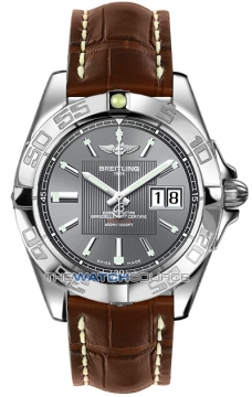 Breitling Galactic 41 Mens watch, model number - a49350L2/f549-2cd, discount price of £3,430.00 from The Watch Source
