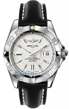 Breitling Galactic 41 Mens watch, model number - a49350L2/g699-1ld, discount price of £3,190.00 from The Watch Source
