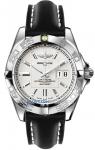 Breitling Galactic 41 a49350L2/g699-1lt watch
