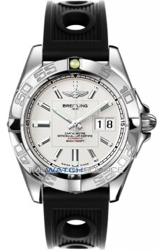 Breitling Galactic 41 Mens watch, model number - a49350L2/g699-1or, discount price of £3,190.00 from The Watch Source