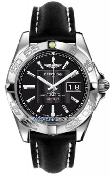 Breitling Galactic 41 Mens watch, model number - a49350L2/ba07-1lt, discount price of £3,030.00 from The Watch Source