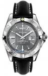 Breitling Galactic 41 a49350L2/f549-1lt watch