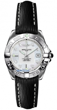 Breitling Galactic 32 Ladies watch, model number - a71356L2/a708-1lts, discount price of £2,640.00 from The Watch Source