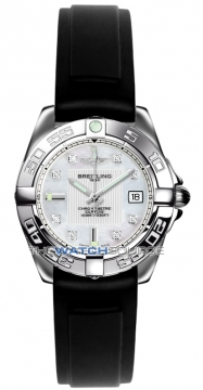 Breitling Galactic 32 Ladies watch, model number - a71356L2/a708-1rt, discount price of £2,640.00 from The Watch Source