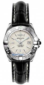 Breitling Galactic 32 Ladies watch, model number - a71356L2/g702-1cd, discount price of £2,640.00 from The Watch Source