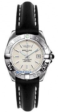 Breitling Galactic 32 Ladies watch, model number - a71356L2/g702-1ld, discount price of £2,390.00 from The Watch Source