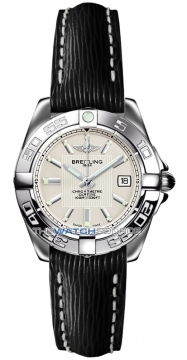 Breitling Galactic 32 Ladies watch, model number - a71356L2/g702-1lts, discount price of £2,230.00 from The Watch Source