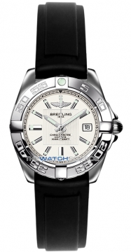 Breitling Galactic 32 Ladies watch, model number - a71356L2/g702-1rt, discount price of £2,200.00 from The Watch Source