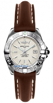 Breitling Galactic 32 Ladies watch, model number - a71356L2/g702-2lt, discount price of £2,230.00 from The Watch Source