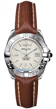 Breitling Galactic 32 Ladies watch, model number - a71356L2/g702-2lts, discount price of £2,230.00 from The Watch Source