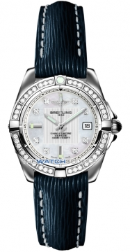 Breitling Galactic 32 Ladies watch, model number - a71356LA/a708-3lts, discount price of £4,580.00 from The Watch Source