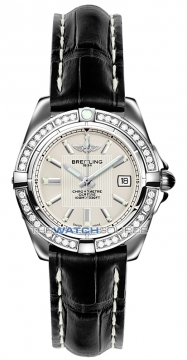 Breitling Galactic 32 Ladies watch, model number - a71356LA/g702-1ct, discount price of £4,430.00 from The Watch Source