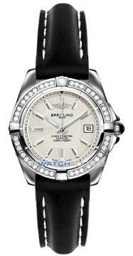 Breitling Galactic 32 Ladies watch, model number - a71356LA/g702-1ld, discount price of £4,340.00 from The Watch Source