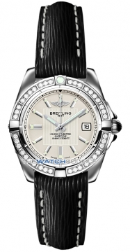 Breitling Galactic 32 Ladies watch, model number - a71356LA/g702-1lts, discount price of £4,180.00 from The Watch Source