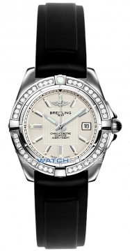 Breitling Galactic 32 Ladies watch, model number - a71356LA/g702-1rt, discount price of £4,140.00 from The Watch Source
