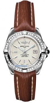 Breitling Galactic 32 Ladies watch, model number - a71356LA/g702-2lts, discount price of £4,180.00 from The Watch Source