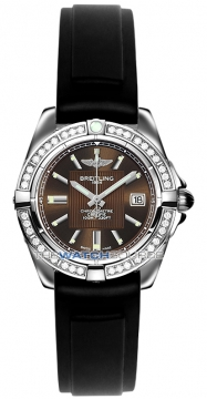 Breitling Galactic 32 Ladies watch, model number - a71356LA/q579-1rt, discount price of £4,140.00 from The Watch Source