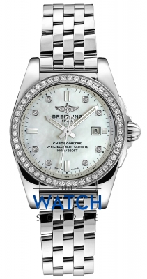 Breitling Galactic 29 a7234853/a785/791a watch