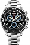Breitling Superocean Chronograph M2000 a73310a8/bb74-ss watch