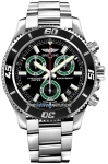 Breitling Superocean Chronograph M2000 a73310a8/bb75-ss watch