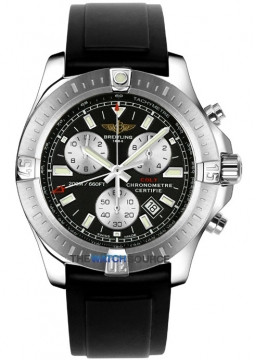 Breitling Colt Chronograph Mens watch, model number - a7338811/bd43-1pro2t, discount price of £2,260.00 from The Watch Source