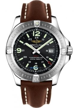 Breitling Colt Quartz 44mm Mens watch, model number - a7438811/bd45-2lt, discount price of £1,884.00 from The Watch Source