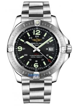 Breitling Colt Quartz 44mm Mens watch, model number - a7438811/bd45-ss, discount price of £2,120.00 from The Watch Source