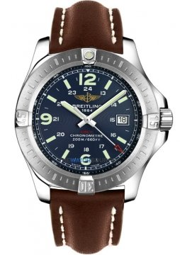 Breitling Colt Quartz 44mm Mens watch, model number - a7438811/c907-2lt, discount price of £1,884.00 from The Watch Source