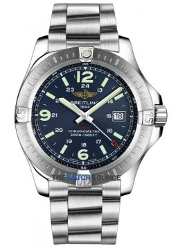 Breitling Colt Quartz 44mm Mens watch, model number - a7438811/c907-ss, discount price of £2,130.00 from The Watch Source
