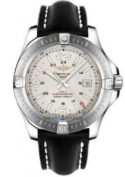 Breitling Colt Quartz 44mm Mens watch, model number - a7438811/g792-1ld, discount price of £2,010.00 from The Watch Source
