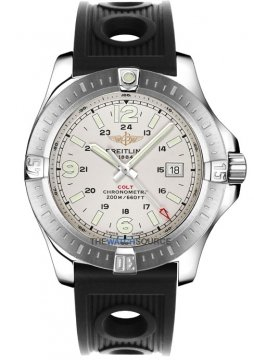 Breitling Colt Quartz 44mm Mens watch, model number - a7438811/g792-1or, discount price of £2,000.00 from The Watch Source