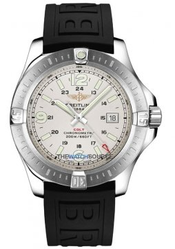 Breitling Colt Quartz 44mm Mens watch, model number - a7438811/g792-1pro3t, discount price of £1,800.00 from The Watch Source