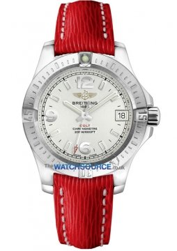 Breitling Colt Lady 36mm a7438911/g803/214x watch