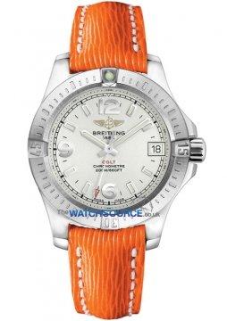 Breitling Colt Lady 36mm a7438911/g803/217x watch