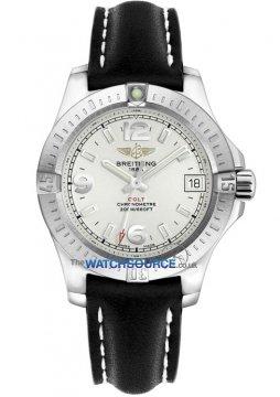 Breitling Colt Lady 36mm a7438911/g803/414x watch