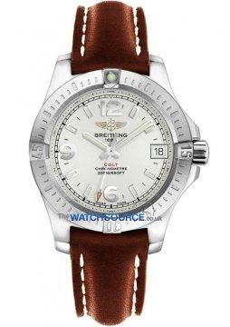Breitling Colt Lady 36mm a7438911/g803/416x watch