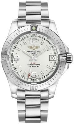Breitling Colt Lady 36mm a74389111g1a1 watch