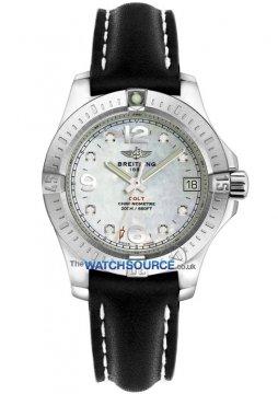 Breitling Colt Lady 33mm a7738811/a769/408x watch