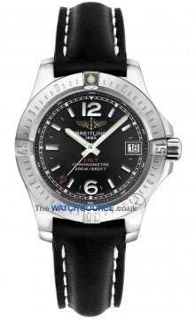 Breitling Colt Lady 33mm Ladies watch, model number - a7738811/bd46-1ld, discount price of £1,940.00 from The Watch Source