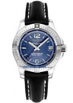 Breitling Colt Lady 33mm a7738811/c908/408x watch