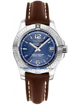 Breitling Colt Lady 33mm a7738811/c908/410x watch