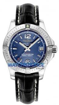 Breitling Colt Lady 33mm a7738811/c908/777p watch