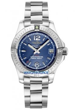 Breitling Colt Lady 33mm Ladies watch, model number - a7738811/c908-ss, discount price of £2,070.00 from The Watch Source